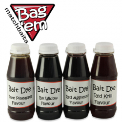 Bagem Matchbaits Flavoured Dyes 250ml
