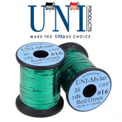 UNI Mylar Red/Green