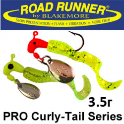 Road Runner PRO Curly-Tail Series 3.5 г.