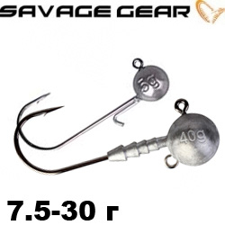 Savage Gear Ball Jig Heads 001
