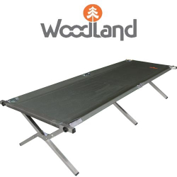 Woodland Camping Bed