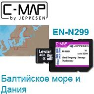 Карта C-MAP Lowrance EN-N299