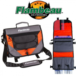 Flambeau Ritual 43S On-The-Fly Satchel (R43S)