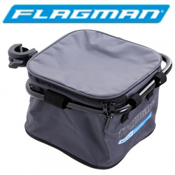 Flagman Nylon Bait Bowl Bag