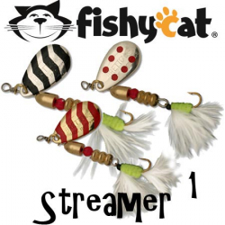 Fishycat Bretton Streamer №1