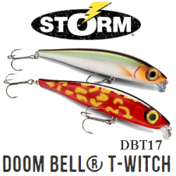 Storm Doom Bell T-Witch DBT17