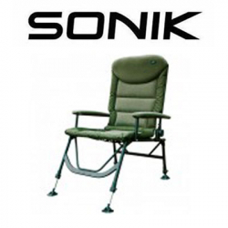 Sonik XTI Lounger Chair Hi-Leg