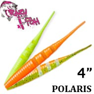 Crazy Fish Polaris 4""