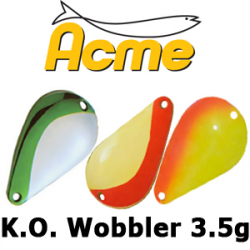 Acme K.O. Wobbler 3.5гр.