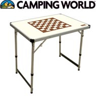 CW Chess Table Ivory