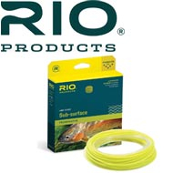 Rio Avid Series Weight Forward WF4F
