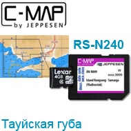 Карта C-MAP Lowrance RS-N240