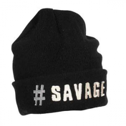 Шапка Savage Gear Savage Beanie 57050