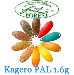 Forest Kagero PAL 1.6g