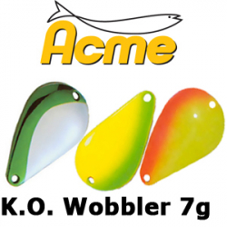 Acme K.O. Wobbler 7гр.