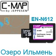 Карта C-MAP Lowrance EN-N612