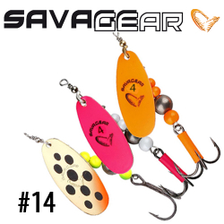 Savage Gear Caviar4 14g