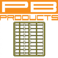 PB Product Hair Extension Stops Combi Rack