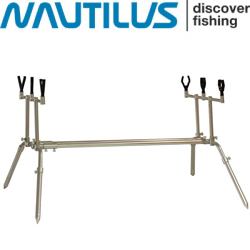 Nautilus Steel Rod Pod