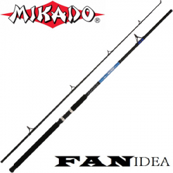 Mikado Fan Idea