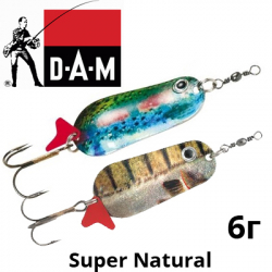 DAM Effzett Super Natural 6гр