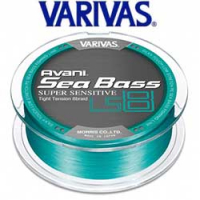 Varivas High Avani Sea Bass PE Super Sensetive LS8 150m