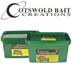Cotswold Baits Future Bargain Box