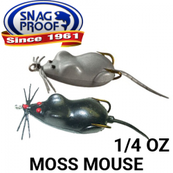 Snag Proof Moss Mouse
