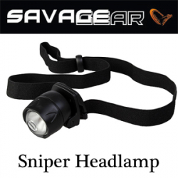 Savage Gear Sniper Headlamp