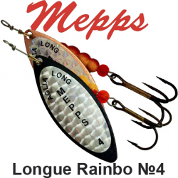 Mepps Long Rainbo №4