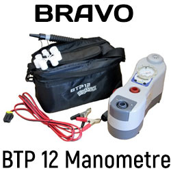 Bravo BTP 12 Manometre