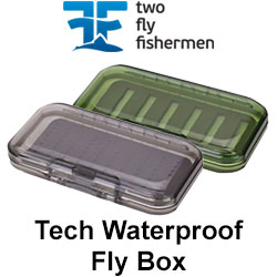 TFF Tech Waterproof Fly Box