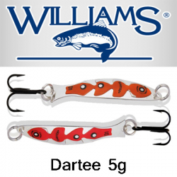 Блесна Williams Dfrtee 5 g