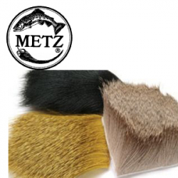 Metz Deer Belly Hair