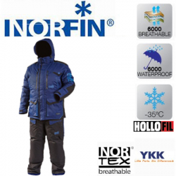 Norfin Discovery Limited Edition Blue
