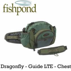 Fishpond Dragonfly - Guide LTE - Chest/Lumbar Pack (сумка)