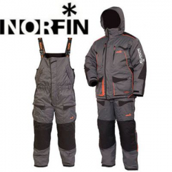 Norfin Discovery Gray NEW