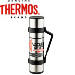 Thermos NCB-12B Rocket Bottle Nissan Black 1.2л