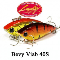 Lucky Craft Bevy Viab 40S