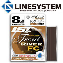 LineSystem Trout River FC 150m