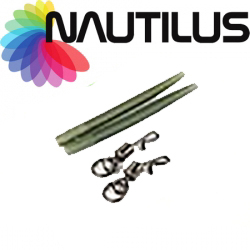 Nautilus Quick Change Swivels With Ring