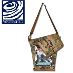 Watershed Grid Tablet Bag
