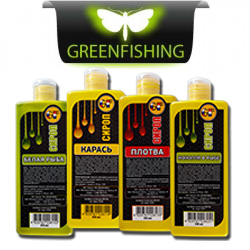 GreenFishing GF Liquid 0.250