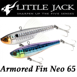 Little Jack Armored Fin Neo 65