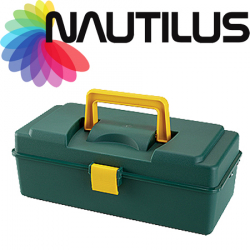 Nautilus 141P Tackle Box 1-tray