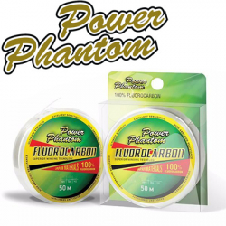 Power Phantom Fluorocarbon 30м