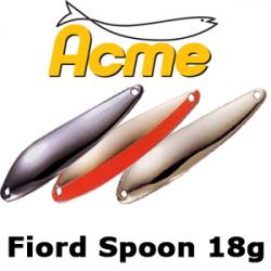 acme блесна fiord spoon