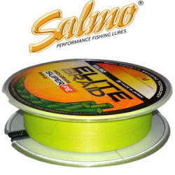 Salmo Elite Braid Yellow 125m