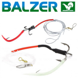 Balzer 71° North System Монтаж