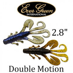 EverGreen Double Motion 2.8""